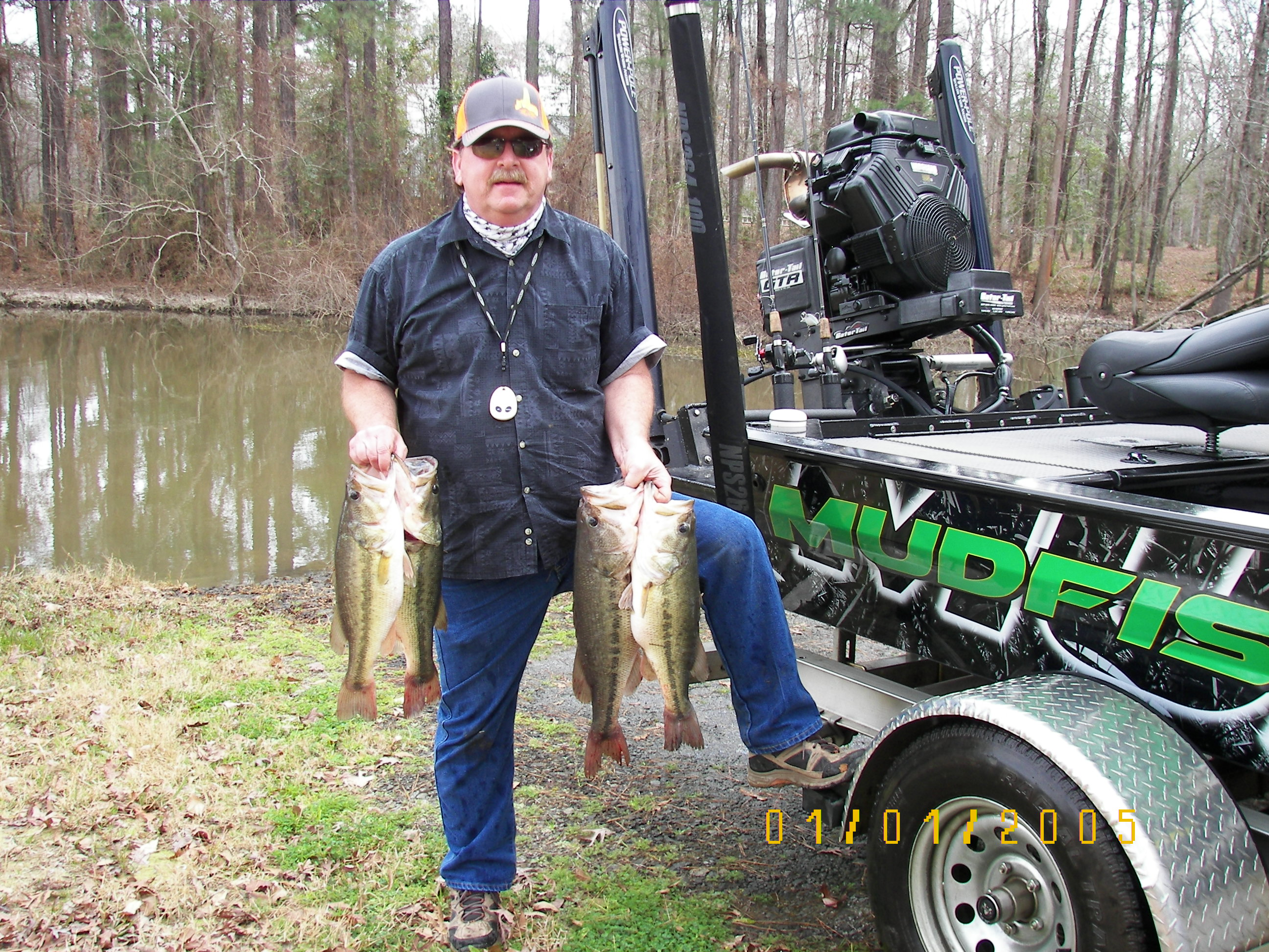 Toledo bend fishing guide mudfish adventures toledo bend for Toledo bend fishing report
