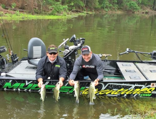 Toledo bend fishing report april 28 29 2017 mudfish for Toledo bend fishing report