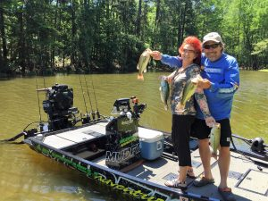 Brad and terry v houston tx mudfish adventures for Toledo bend fishing report
