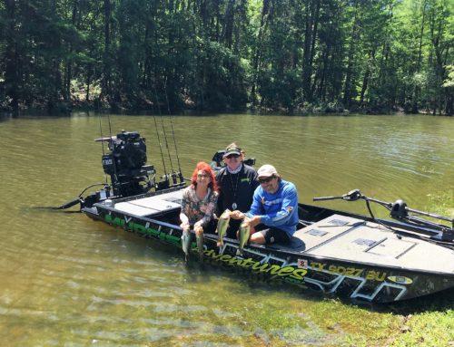 Toledo bend fishing report 3 17 17 mudfish adventures for Big bend fishing report