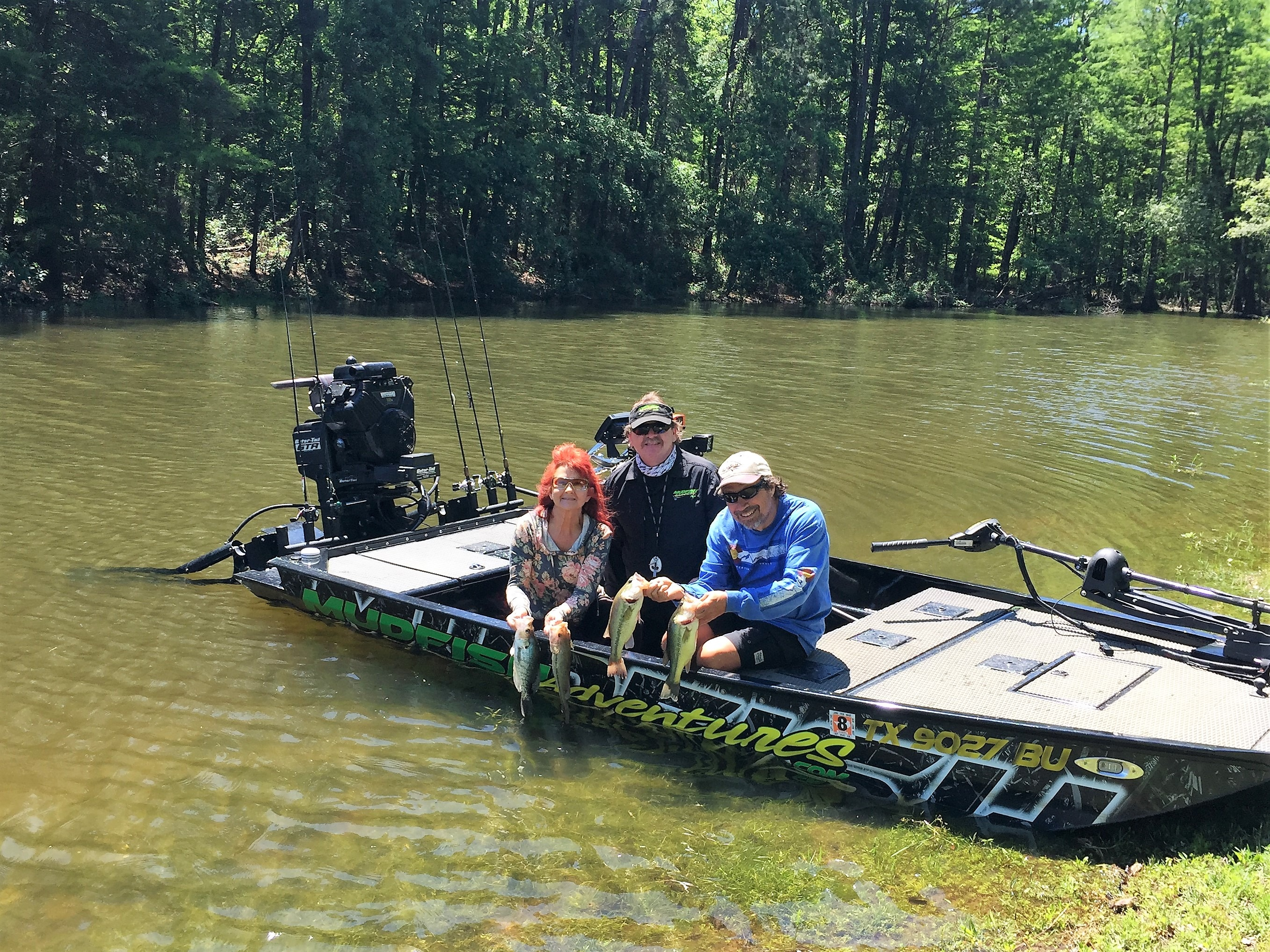 Toledo Bend Fishing Of Fishing Report April 23 24 2017