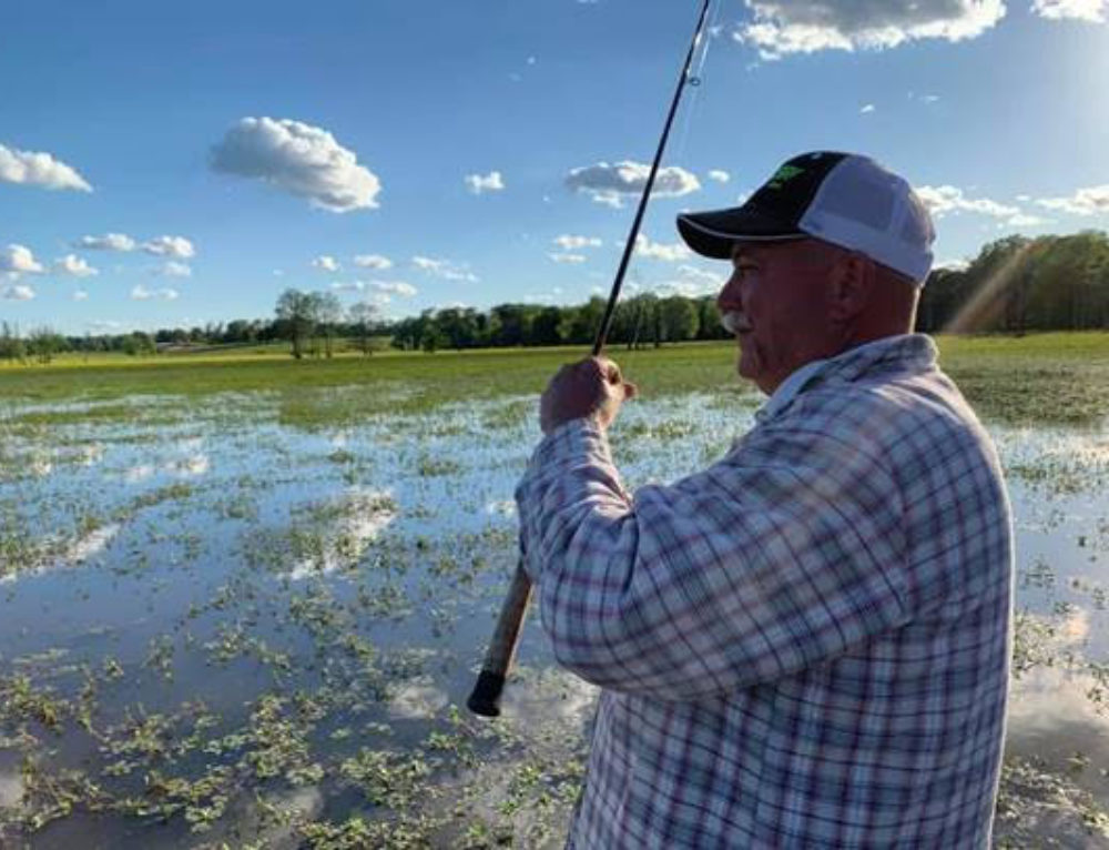 Mudfish Adventures Fishing Report – April 22, 2019