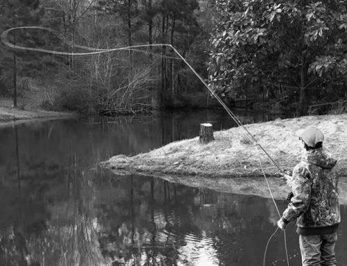 Mudfish Adventures Fishing Report – February 23, 2020